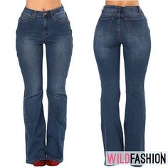 Blugii evazati sunt un must-have! Must Haves, Skinny Jeans, Casual, Pants, Fashion, Trouser Pants, Moda, Fashion Styles, Women's Pants