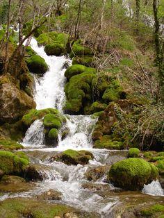 Parque natural de Urbasa y Andía Navarra