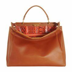 Fendi Medium Peekaboo Bag at Barneys.com Fendi Peekaboo Bag, Custom Made  Shoes, 41d9085c5d5