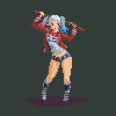 Harley Quinn by HendryRoesly.deviantart.com on @DeviantArt