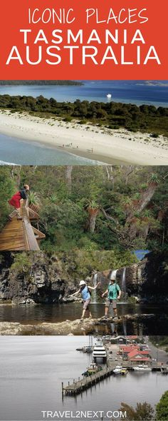 4 Iconic places in Tasmania. It's easy to see why the list makers at Lonely Planet placed Tassie at number 4 on the list oftop 10 regions to visit in 2015.