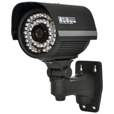 LTS LTCMR601HB 42iR/3.6mm 540TVL 1/3-Inch Sony SuperHAD CCD Night Vision Camera with Fixed Lens, Black. by LTS. $65.99. The LTCMR601HB is a professional high resolution night vision camera that will work outdoor or indoor, day and night. Built with a heavy duty weather resistant aluminum case, this camera can view up to 105-Feet in complete darkness with 42 iR LEDs built-in. Inside the camera is a 1/3-Inch Sony SuperHAD CCD Sensor which provides 540TVL sharp images with a ...
