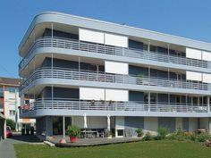 Gemeinschaftswohnhaus 50+ plus in Winterthur-Seen, Haerle Hubacher Architekten