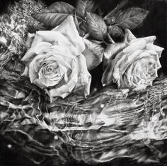 Just a pencil drawing... Dark Roasted Blend: Japanese Contemporary 2D Artists