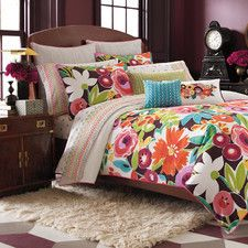 Grandiflora Duvet Cover Collection