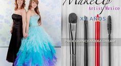 #Make Up  #TusQuincemx #Proveedor #Make Up Artists México