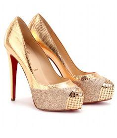 #shoes #heels Christian Louboutin love