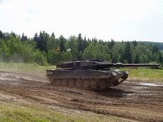 Leopard 2A6 Main Battle Tank (Germany)
