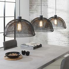 Hanglamp 'Rebekah' 3-lamps