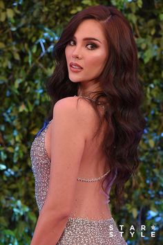 Super Hair Prom All Down Red Carpets 44 Ideas Grey Fashion, Star Fashion, Filipina Beauty, Most Beautiful Faces, Super Hair, Photography Women, Hair Photography, Beauty Pageant, Trendy Hairstyles