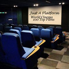 World Cinema 100 best films. Just A Platform movie odyssey. http://www.justaplatform.com/top-100-films-world-cinema/