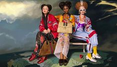 Inspiration: Gucci's Utopian Fantasy as Seen by Ignasi Monreal
