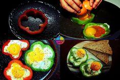 neat way to serve breakfast
