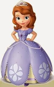 Resultado de imagem para bolos da princesa sofia