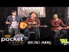 Mix 96.1 Live Music Lounge - Bruno Mars - Baby (Justin Bieber Cover) (Fu...