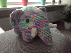 Babycadeautje olifant