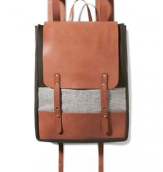 The Patton Pack- Appalatch's Wool Backpack