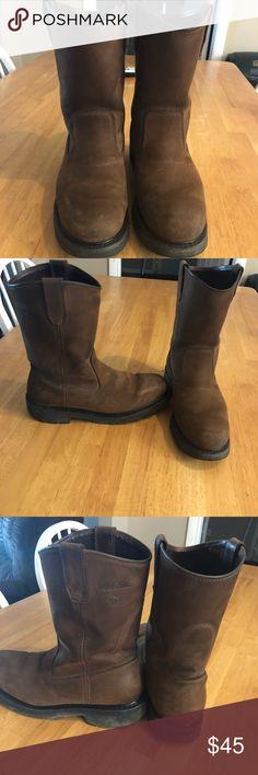Men's size 9 1/2 Wolverine boots