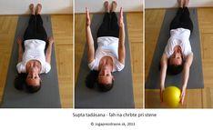 joga cvičenia na skoliózu - 1. časť Reflexology, Pilates, Medicine, Pop Pilates, Medical