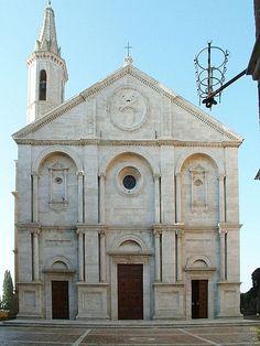 Pienza - Duomo