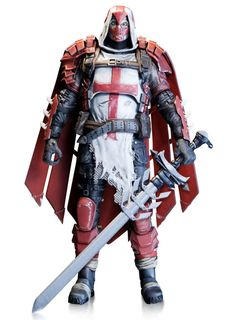 DC Comics Batman Arkham Knight Azrael Action Figure $22.99