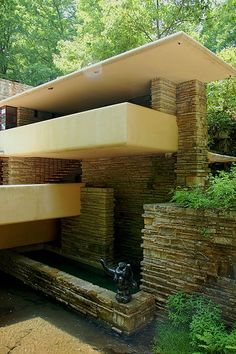 Amazing Places / Fallingwater - Frank Lloyd Wright