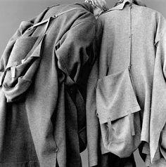 © Yohji Yamamoto 1983-1984 A/W コレクション #menswear
