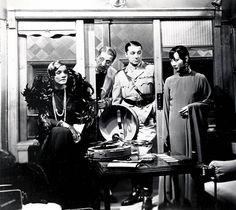 Marlene Dietrich as Shanghai Lily in Shanghai Express, 1932