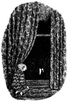 Edward Gorey - Lewis Barnavelt