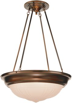 The Park Avenue. Our largest Neoclassical light. Shade made from our own original antique shade mould.