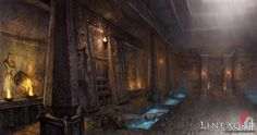 Dungeons and ancient themed rooms, concept reference painting Egypt Concept Art, Memphis City, Kemet Egypt, Sci Fi Films, Fantasy Setting, Environment Concept, Ancient Egypt, Art Google, Game Art