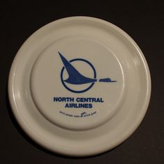 A North Central Airlines Frisbee of all things. via Flickr.