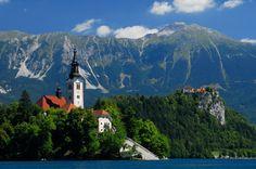 Bled, Eslovênia.