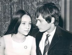 Olivia Hussey and Leonard Whiting 1968 Romeo and Juliet