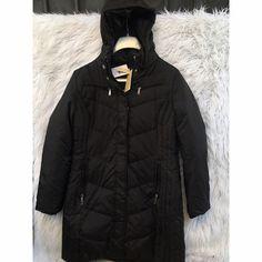 MICHAEL KORS SZ M BLACK COAT PUFFER JACKET New :) Michael Kors Jackets & Coats