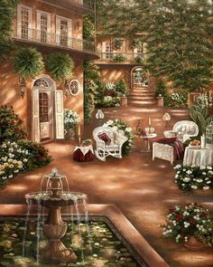 Charming By Betsy Brown Beautiful Fantasy Art, Cool Paintings, Beautiful Paintings,  Illustration, Decoupage