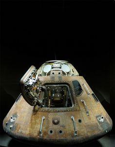 Apollo 1 Capsule ~ StanPolito Visions