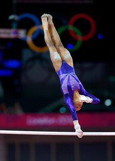 Gabby Douglas - women's artistic gymnastics qualifications