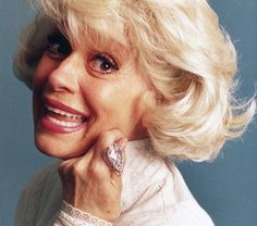 Actress Carol Channing | Carol Channing: Biography, Albums, Singles & Playlists
