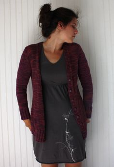 I want to make this dress out of xxl tshirts. i already have the sweaterish. need the dress.