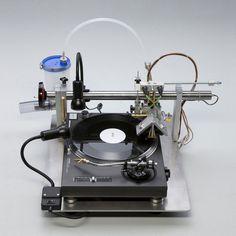 (44) Fancy - VinylRecorder T560