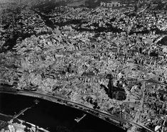 Foto Frankfurt, Frankfurt Germany, Dresden, Cities In Germany, Photo Postcards, Aerial View, Dom, Historical Photos, World War Ii