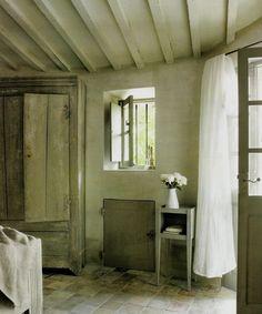 rustic grey & white (Provençal)