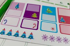 NEW Holiday Planner Stickers for Erin Condren by AlternateForces