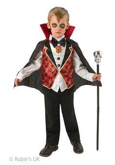 Kids Dracula Costume, Vampire Fancy Dress for Children - Halloween at Escapade™ UK Vampire Fancy Dress, Vampire Costume Kids, Halloween Vampire, Childrens Halloween Costumes, Halloween Kids, Halloween 2017, Kid Dracula, Halloween Party Activities, Halloween