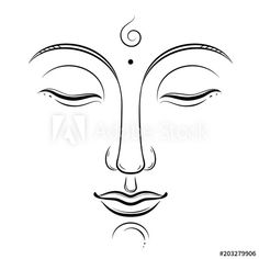 Spiritual Drawings, Spiritual Paintings, Mandala Art, Buddha Artwork, Buddha Painting, Buddha Drawing, Yoga Drawing, Ganesha Drawing, Yoga Symbole