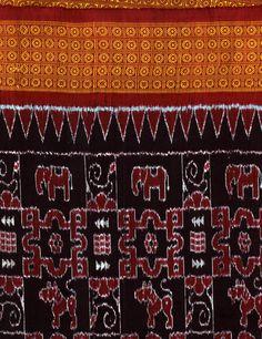 Ikat Saree: Textiles of Orissa, India