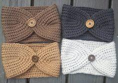 Free headband pattern on Ravelry.