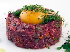 Joseph Decuis Restaurant   A Gourmet Experience   Beef Tartare