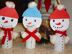 Výsledek obrázku pro vánoční nápady pro děti Preschool Crafts, Fun Crafts, Diy And Crafts, Christmas Arts And Crafts, Christmas Decorations, Christmas Ornaments, Winter Thema, Bird Feeder Craft, Winter Diy